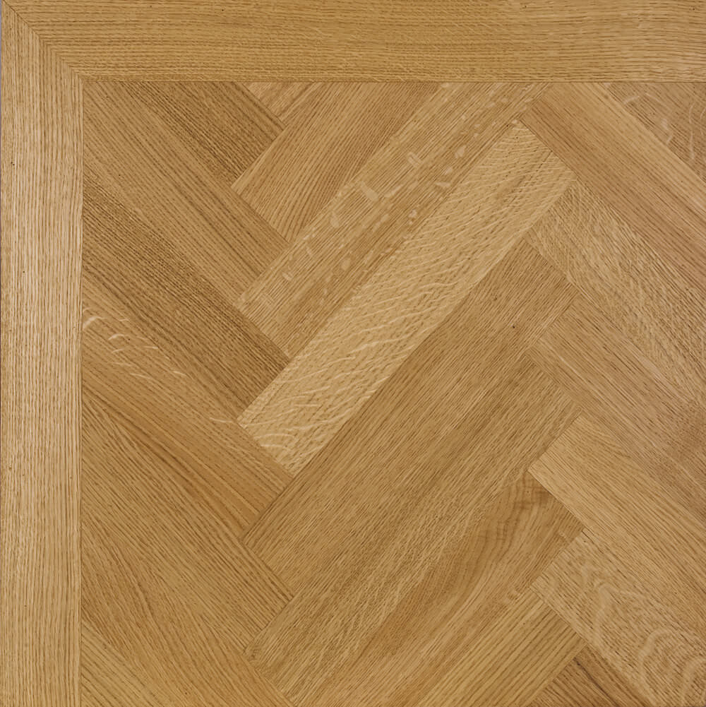 French Oak Exquisite Parquet Battens Unfinished Granger